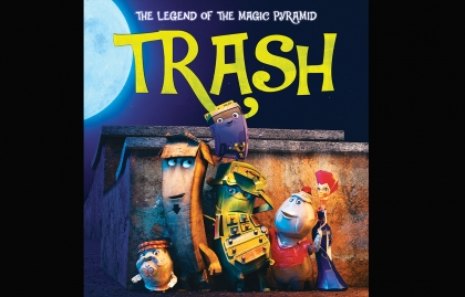 """EFM 2021: PINK PARROT MEDIA AQUIRES GLOBAL RIGHTS TO ANIMATED FEATURE """"TRASH"""""""