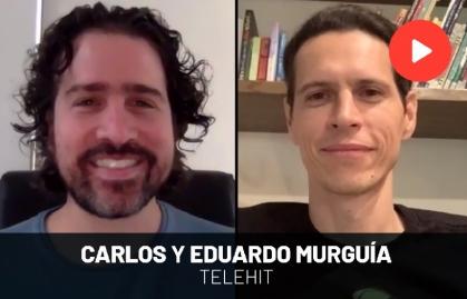 """CARLOS MURGUÍA: """"EN 2021 LA PRIORIDAD ES GENERAR CONTENIDO ORIGINAL PARA TELEHIT"""""""