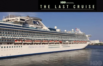 """HBO WILL PREMIERE """"THE LAST CRUISE"""" DOCUMENTARY"""