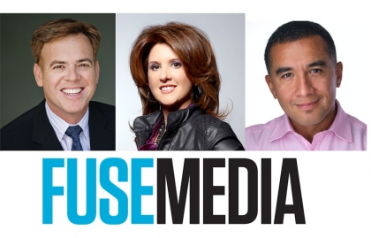 FUSE MEDIA KICKS OFF FIRST UPFRONT SINCE BECOMING A LATINO-OWNED COMPANY