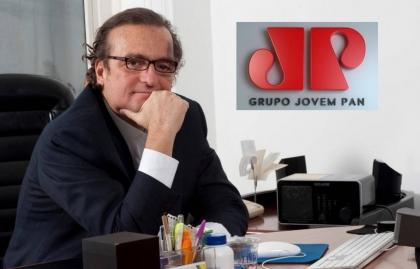 """GRUPO JOVEM PAN LANZA EN BRASIL EL CANAL DE NOTICIAS """"24: NEWS JOVEM PAN"""""""