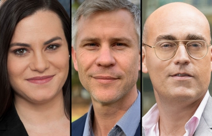 AMC NETWORKS PROMOTES THREE EXECUTIVES TO FOCUS ON STREAMING