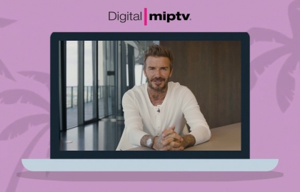 MIPTV 2021: DAVID BECKHAM REVEALED THE NEW PROJECTS OF HIS PRODUCTION COMPANY