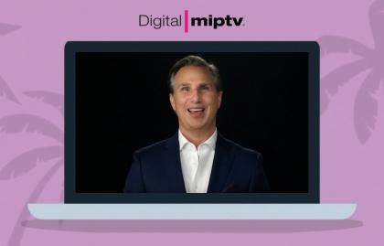 MIPTV 2021: A+E NETWORKS' PRESIDENT PAUL BUCCIERI RECEIVED THE MIP SDG AWARD