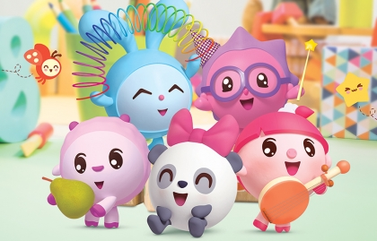 MIPTV 2021: RIKI GROUP SELLS ANIMATED PROJECTS ALL AROUND THE WORLD