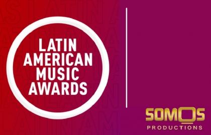 "SOMOS PRODUCTIONS PRODUJO LOS ""LATIN AMERICAN MUSIC AWARDS"""