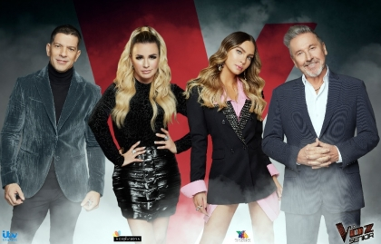 """TV AZTECA PREPARA EL ESTRENO DE """"LA VOZ SENIOR"""""""