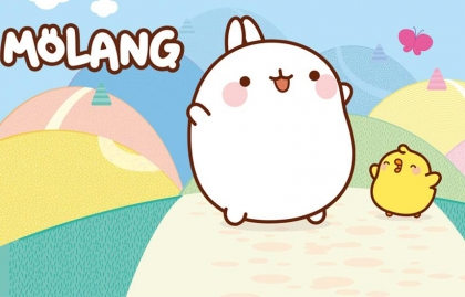 """MILLIMAGES APPOINTS THE POINT.1888 AS UK LICENSING AGENT FOR """"MOLANG"""" REBOOT"""