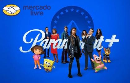 MERCADO LIVRE BRASIL APUESTA AL STREAMING DE LA MANO DE PARAMOUNT+