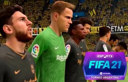 MOVISTAR FIBRA SE UNE AL PRIMER TORNEO OFICIAL DE E-SPORTS FIFA 21 DE TNT SPORTS