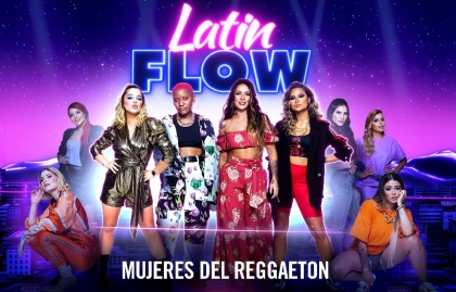"""""""LATIN FLOW"""" ES EL NUEVO DOCU-REALITY MUSICAL DE MTV Y AMAZON"""