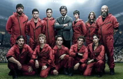 """NETFLIX TO LAUNCH THE FIFTH AND FINAL SEASON OF """"MONEY HEIST"""""""