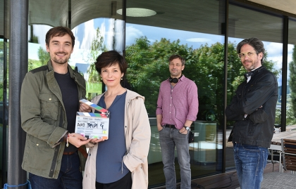 """ORF AND ZDF CO-PRODUCE CRIME SERIES """"SOKO LINZ"""""""