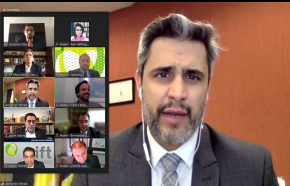 REGULADORES DE BRASIL Y MÉXICO INTERCAMBIARON EXPERIENCIAS SOBRE TELECOMUNICACIONES