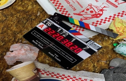 "STUDIOCANAL BEGINS FILMING FOR XAVIER DOLAN'S ""THE NIGHT LOGAN WOKE UP"""
