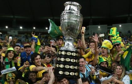 BRASIL: LA COPA AMÉRICA SERÁ TRANSMITIDA POR SBT EN TV ABIERTA, ESPN Y FOX SPORTS EN TV PAGA