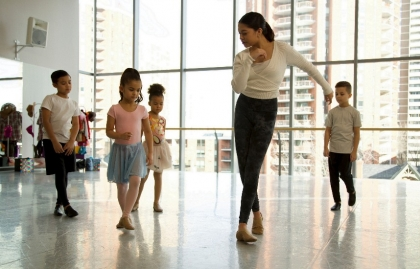 """FEDERATION KIDS & FAMILY AND TVO PARTNER WITH SARAH HAASZ FOR """"LET'S DANCE"""""""