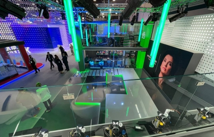 NTV BROADCASTING INTRODUCES THE 5G NETWORKS IN RUSSIA
