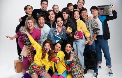 """""""CLUB 57"""" DE VIS Y THE MEDIAPRO STUDIO FINALIZA EL RODAJE DE SU SEGUNDA TEMPORADA"""