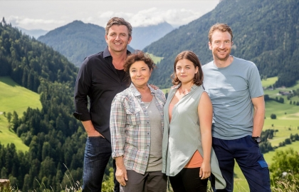 """""""MOUNTAIN MEDIC"""" ACHIEVES RECORD AUDIENCE RATINGS ON ZDF"""