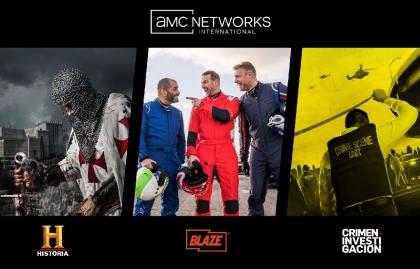 AMC NETWORKS INTERNATIONAL ADQUIERE EL 100% DE HISTORY CHANNEL IBERIA