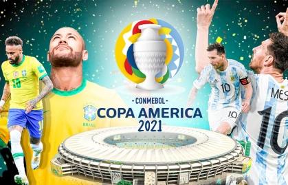 TORNEOS ES HOST BROADCASTER DE LA CONMEBOL COPA AMÉRICA 2021