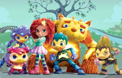 """JETPACK DISTRIBUTION ACQUIRES NEW CGI ANIMATION """"STELLA & THE STARLETS"""""""
