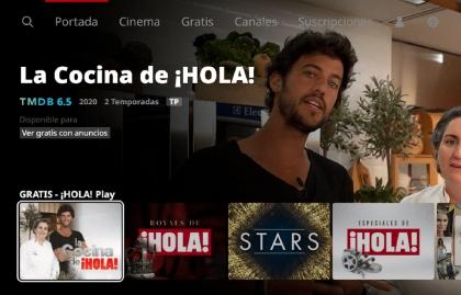 ¡HOLA! PLAY AHORA ESTÁ DISPONIBLE ON-DEMAND EN RAKUTEN TV