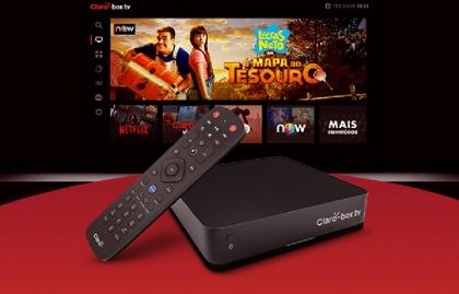 CLARO AMPLÍA SU EXPERIENCIA CON EL LANZAMIENTO DE CLARO BOX TV