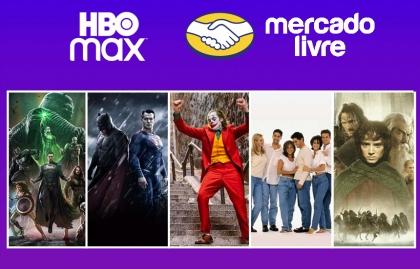 ALIANZA DE HBO MAX CON MERCADO LIVRE Y MERCADO PAGO EN BRASIL