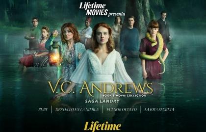 """LIFETIME MOVIES TENDRÁ EN SU PANTALLA LA COLECCIÓN COMPLETA DE """"V.C. ANDREWS"""""""