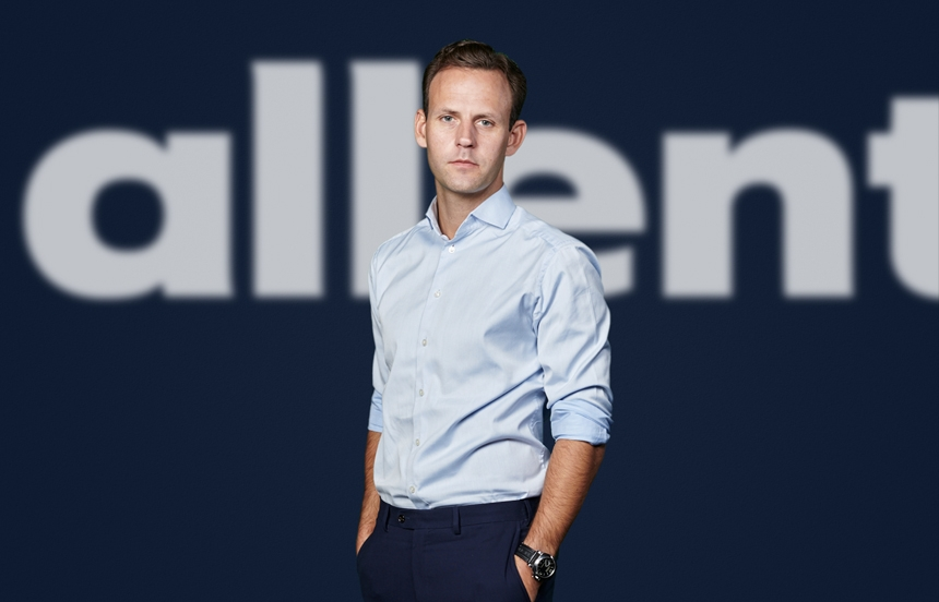 JONAS GUSTAFSSON HAS BEEN APPOINTED CEO OF ALLENTE