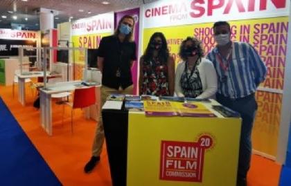 ESPAÑA FILM COMMISSION ESTARÁ PRESENTE EN EL MARCHÉ DU FILM