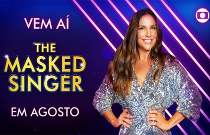 "GLOBO CONFIRMÓ LA  FECHA DE ESTRENO PARA ""THE MASKED SINGER BRASIL"""