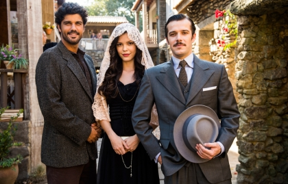 """GLOBO´S """"A TIME TO LOVE"""" DRAMA PREMIERES IN MEXICO"""