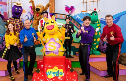 ABC COMMERCIAL EXTENDS ITS LICENSE DEAL WITH THE WIGGLES