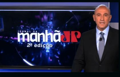 JOVEM PAN LLEGA A LA TV PAGA BRASILEÑA DE LA MANO DE HISTORY