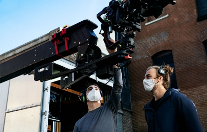 UK'S FILM AND TV RESTART SCHEME HELPED 640 LOCAL PRODUCTIONS