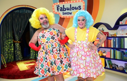"""WILDBRAIN ANNOUNCES """"THE FABULOUS SHOW WITH FAY AND FLUFFY"""" NEW SERIES"""