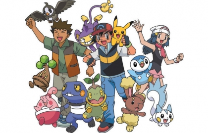 """""""POKÉMON"""" FRANCHISE TO PREMIERE ON THE BBC FOR THE FIRST TIME"""