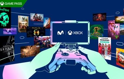 Movistar apuesta por el gaming tras un acuerdo con Xbox