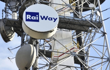 Rai Way business grew in the first semester of 2021