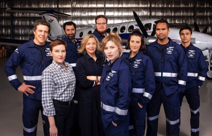 """Banijay Rights announces global sales for """"RFDS: Royal Flying Doctor Service"""""""