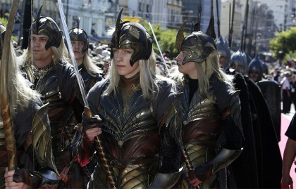 """Amazon wraps up filming for """"Lord of The Rings"""""""