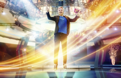 "Casey Simpson to host Genius Brands' original game show ""KC! Pop Quiz"""