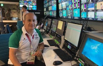 """Eduardo Ledesma: """"La producción en la nube es clave para transmitir los Juegos Olímpicos"""""""