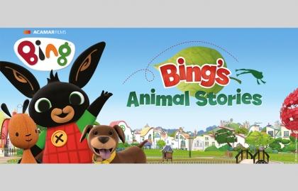 """Acamar Films brings """"Bing"""" back to cinemas with """"Bing's Animal Stories"""""""