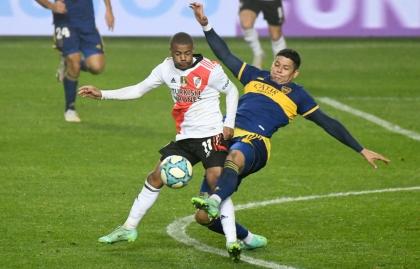 El superclásico del fútbol argentino midió 26 puntos de rating en TyC Sports