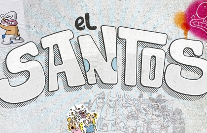 """Ánima launches YA division with """"El Santos"""" as first project"""