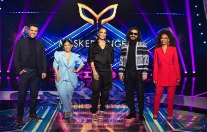 """Globo lanza el popular talent-show """"The Masked Singer"""""""